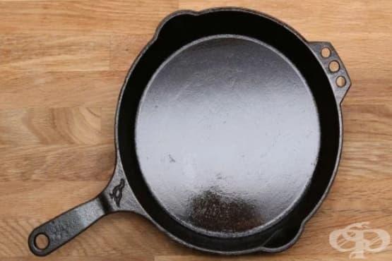 Всичко, което трябва да знаете за готвенето в чугунен тиган - изображение