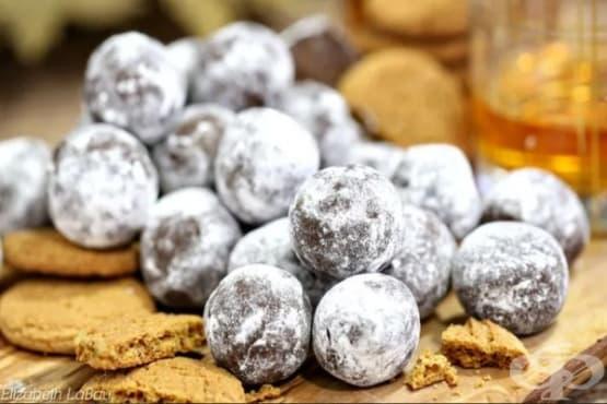 Джинджифилови бонбони с ром - изображение