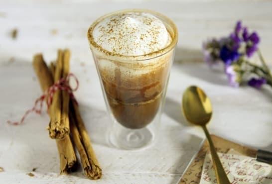 Джинджифилово кафе с канела и лешник - изображение