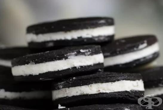 Домашни бисквитки орео - изображение