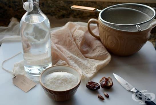 Домашно кокосово мляко - изображение