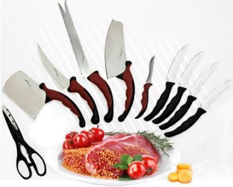 Ножът - верен помощник в кухнята - изображение