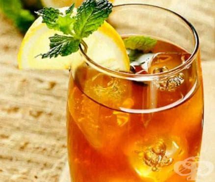 Студен билков чай с подправки - изображение