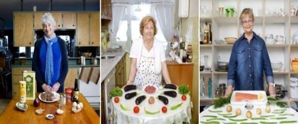Гозбите на бабите по света - Трета част - изображение