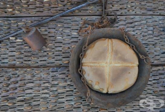 Обреден хляб за Кръстовден - изображение