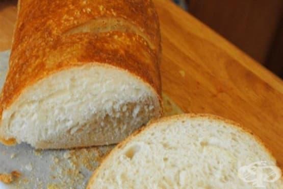 Бял меден хляб - изображение