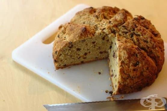 Сладък хляб с бира - изображение