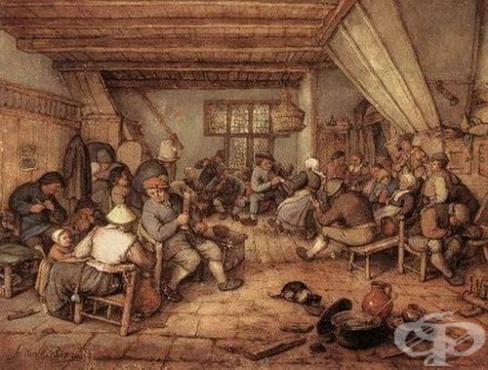 С какво се е хранила Европа през Средновековието? - изображение