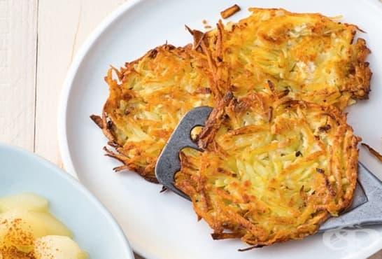 Хрупкави картофени хапки - изображение