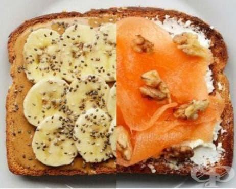20 идеи за бързи и вкусни сандвичи - Първа част - изображение