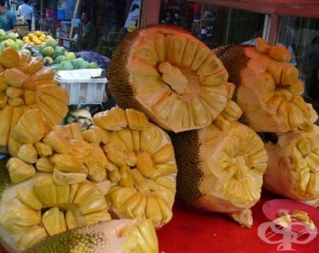 Плодове с екзотични външност и вкус - изображение