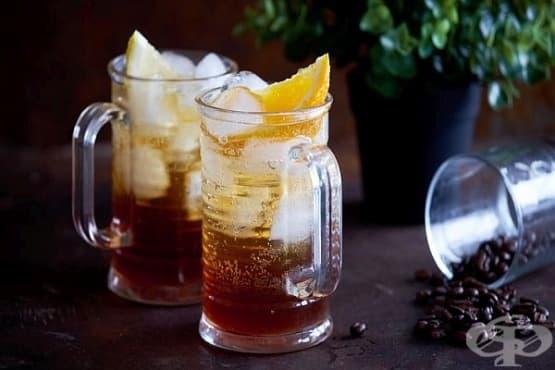 Кафе-лимонада с тоник - изображение