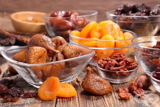 Как да направим сушени смокини във фурната - изображение