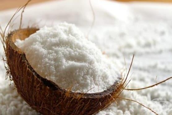 Как да направите домашно кокосово брашно - изображение