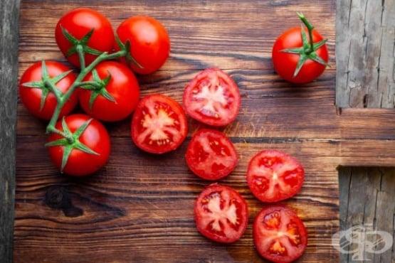 Ликопенът в доматите ги прави по-полезни след термична обработка - изображение