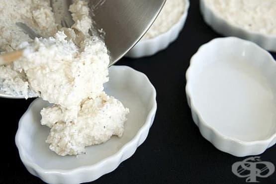 Лучен пастет с крема сирене и майонеза - изображение