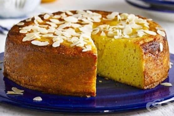Марокански кекс с кардамон и портокал - изображение