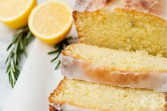 Хляб с масло и сладка цитрусова глазура - изображение