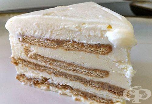 Маслен крем за торти и сладкиши - изображение
