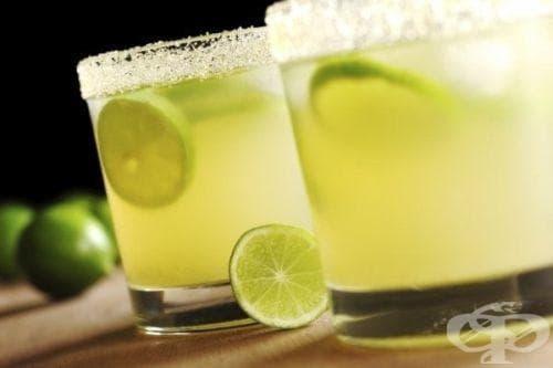 Лимонада с ментов вкус - изображение