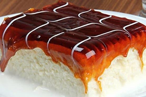 Млечна торта Трилече - изображение