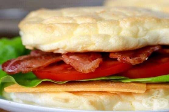 Облачни хлебчета - изображение