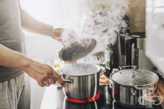 Обработка на храната на пара: същност, полза и вреда - изображение