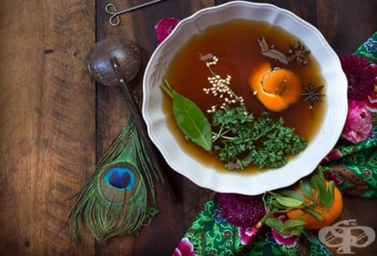 Ориенталски ароматен сос за меса и риба - изображение