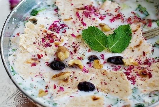 Персийска студена супа - изображение