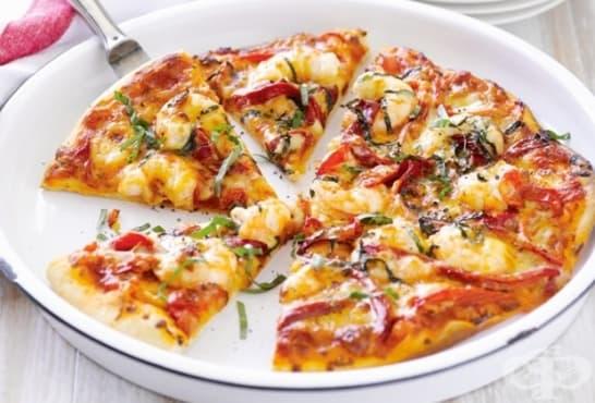 Пица Диабло - изображение