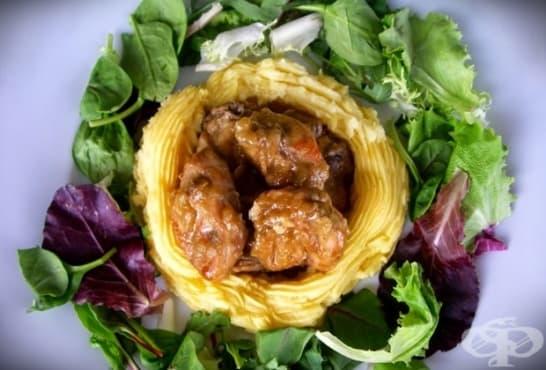 Пилешко гнездо - изображение