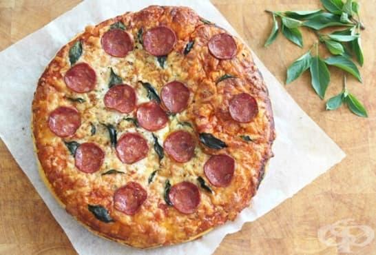 Пица Пеперони - изображение