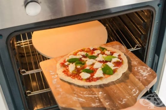 Как да използваме плоча за пица - изображение