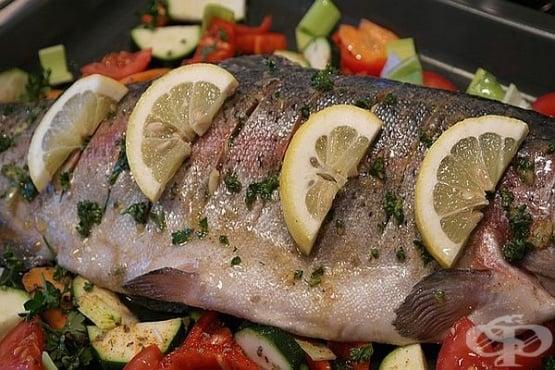 Подходящи подправки за речна риба в зависимост от начина й на приготвяне - изображение