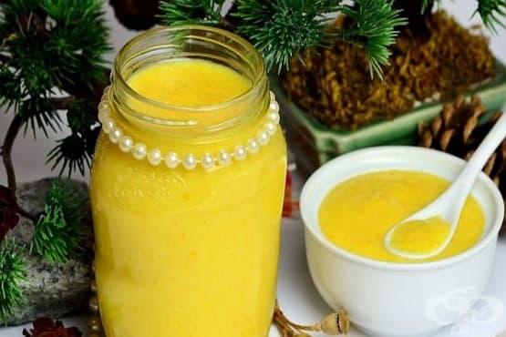 Портокалов крем за палачинки, сладкиши и сандвичи - изображение