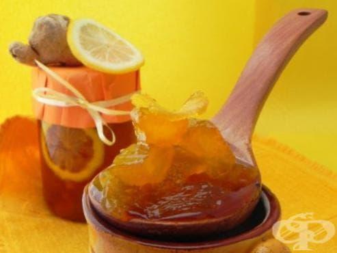 Портокалово сладко с джинджифил - изображение