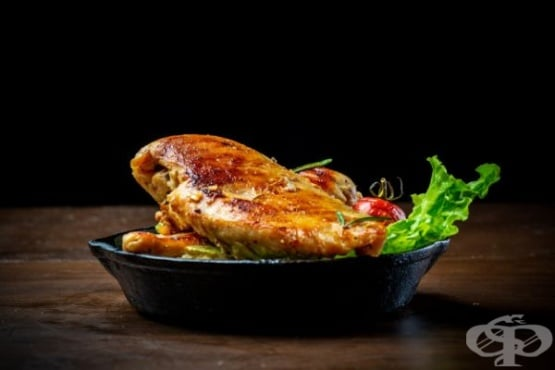 Рецепти за сочни пилешки гърди на фурна - изображение