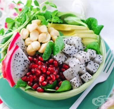 Няколко салати, които ще ви зарадват окото - изображение