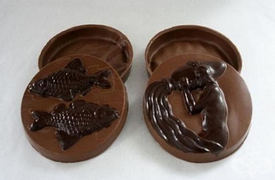 Забавен шоколадов хороскоп или как представителите на различните зодии гледат на  шоколада - изображение
