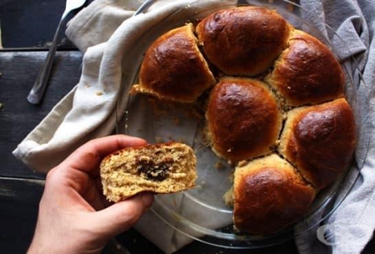 Медена питка с шоколад - изображение