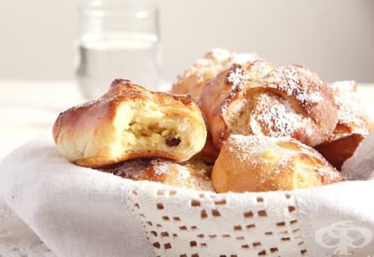 Сладки сиренки с пудра захар - изображение