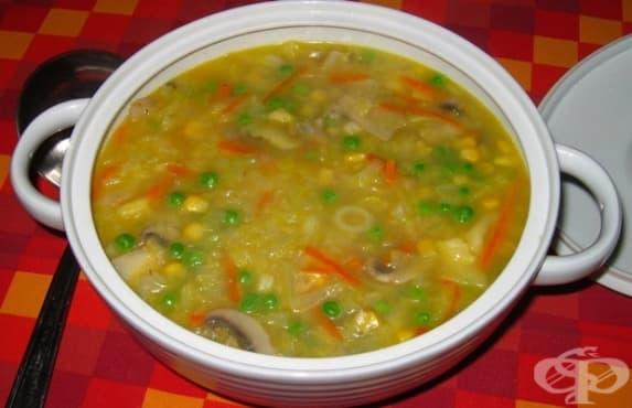 Супа Примавера - изображение