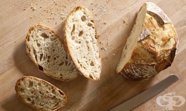 Тесто за хляб (с мая) - изображение
