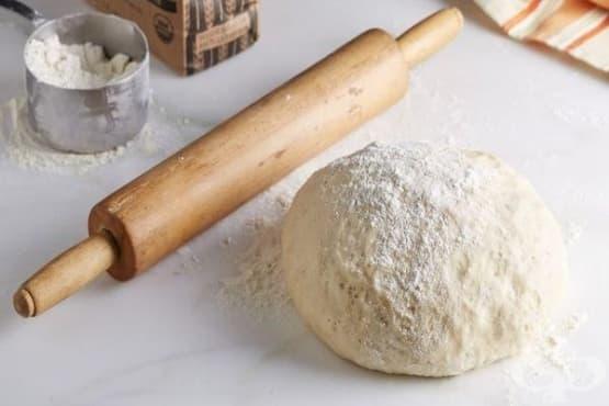 Сладко хлебно тесто - изображение