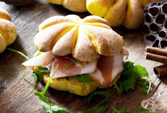 Тиквени хлебчета - изображение