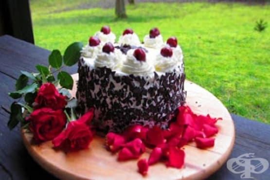 Торта Шварцвалд от Ухае на… - изображение