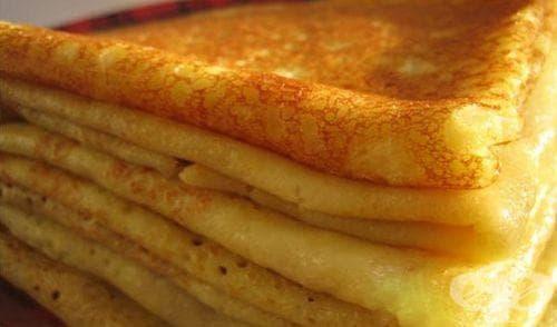 Царски катми с брашно от елда - изображение