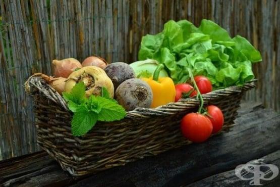 Как и колко да варим различните зеленчуци - изображение
