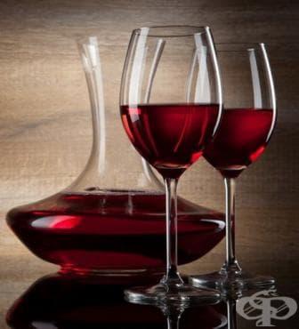 Вино от нар със стафиди - изображение