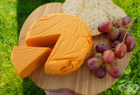 Домашно веган сирене от кашу - изображение